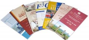 Flyer, Falzprospekte, Printwerbung
