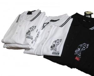 fertige Textilien mit Logo Einstick